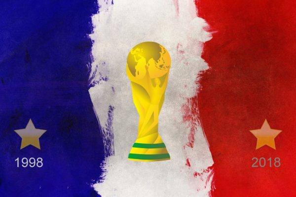 Allez les Bleus ! L'histoire du triomphe de la France à la Coupe du monde 1998